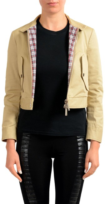 Item - Brown V-wh-7713 Jacket Size 2 (XS)