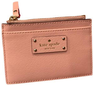 Kate Spade Kate spade credit card wallet with shopping bag if it is a gift