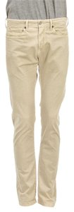 Made & Crafted Straight Pants Tan
