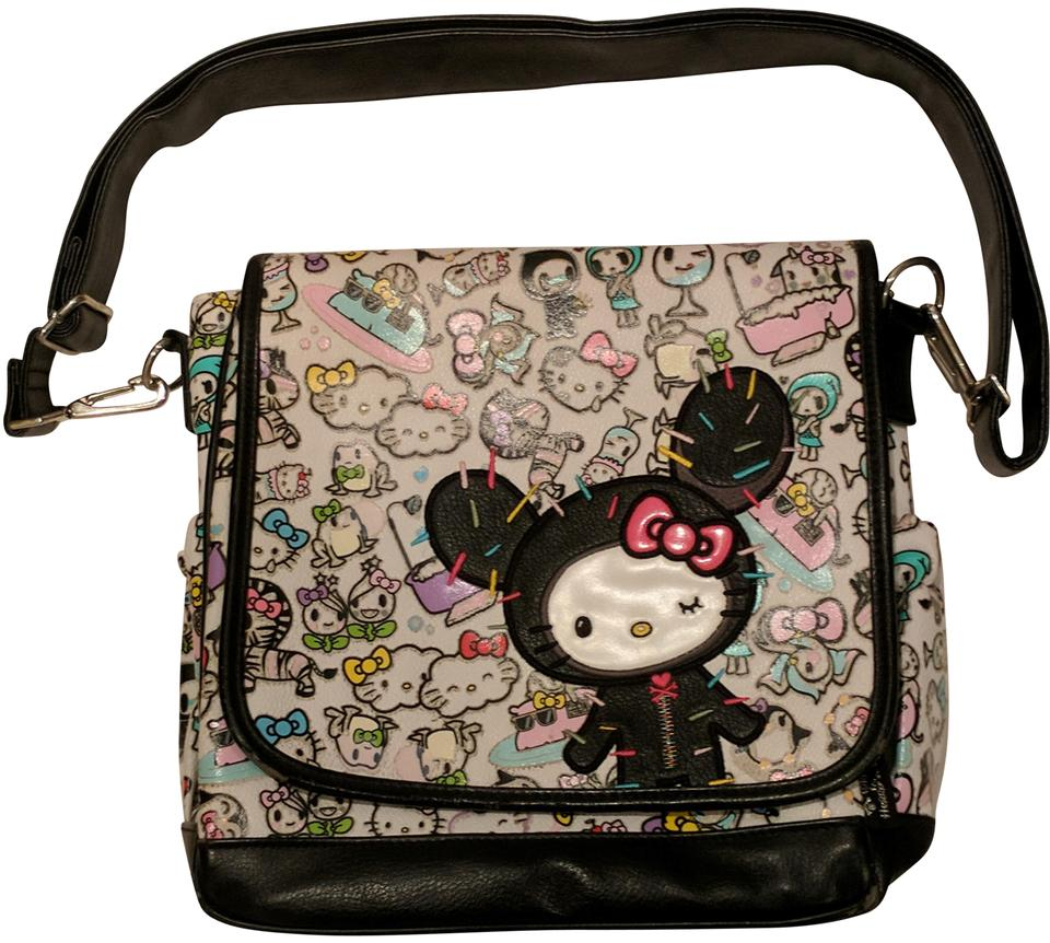 Tokidoki Special Edition Made For Hello Kitty Sanrio Multi Color ... 3ae974d263