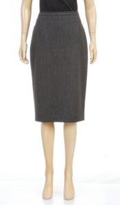 Max Mara Skirt Gray