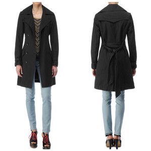 Rag & Bone Trench Linen Coat