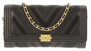 Chanel Woc Wallet On Chain Boy Boy Shoulder Bag
