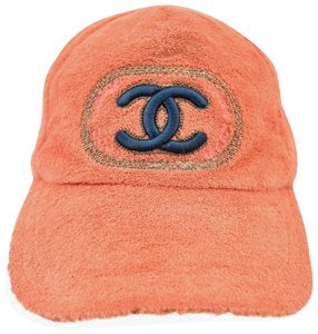 261c321f827 Pink Chanel Hats - Up to 70% off at Tradesy