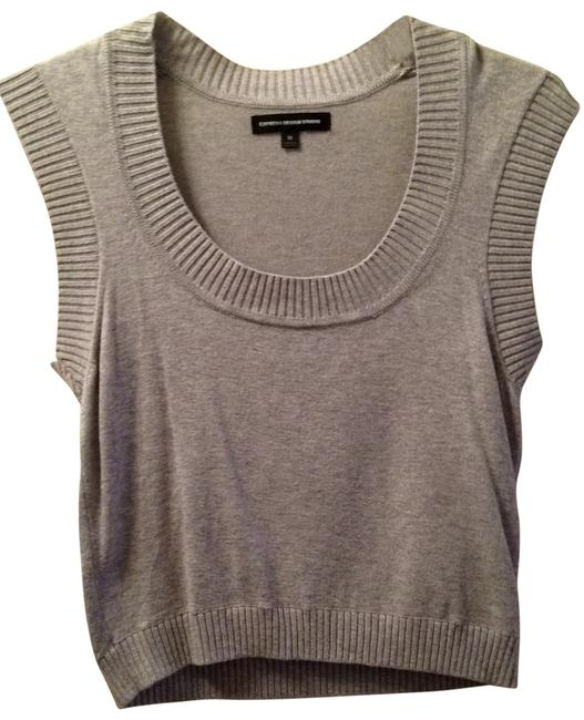Preload https://item2.tradesy.com/images/express-gray-sweaterpullover-size-8-m-22416-0-0.jpg?width=400&height=650