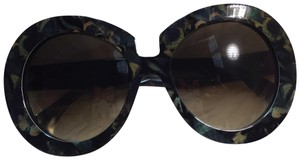 Valentino butterfly oversized sunglasses