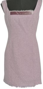 Luisa Beccaria Designer Tweed High End Dress