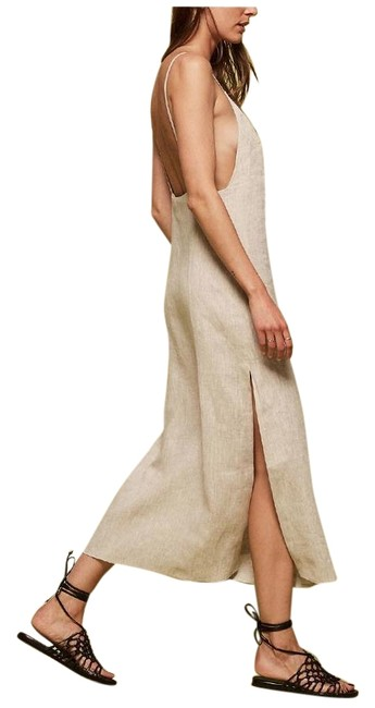 Item - Sand Lily Long Casual Maxi Dress Size 8 (M)