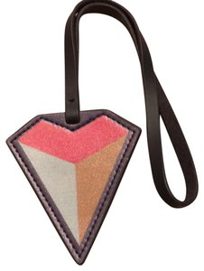 Fossil Fossil Limited Edition Valentine's Day Heart Bag Charm