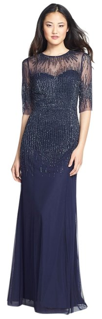 Bead and sequined yolk dress embellishment