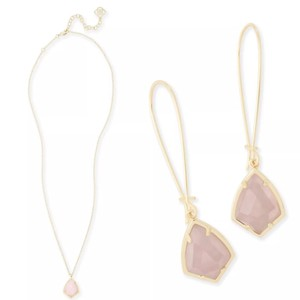 Kendra Scott CORY NECKLACE & CARRINE EARRINGS