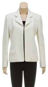 Tom Ford Cream Womens Jean Jacket