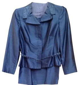 Kay Unger Kay Unger Silk Evening Suit