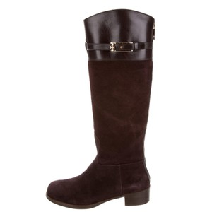 Tory Burch chocolate Boots