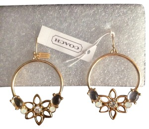 Coach NEW! Coach Earrings