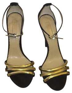 Aquazzura Black and gold Formal