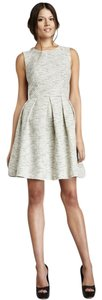 Shoshanna Wedding Classic Sleeveless Easter Baptism Preppy Bridal Dress