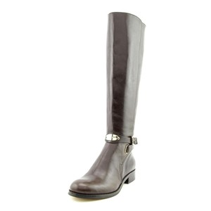 Michael Kors Riding Arly Dark Chocolate Boots