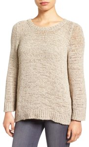 Eileen Fisher Breathable Neutral Tone Sweater