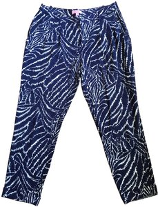 Lilly Pulitzer Trouser Pants Multi Colored
