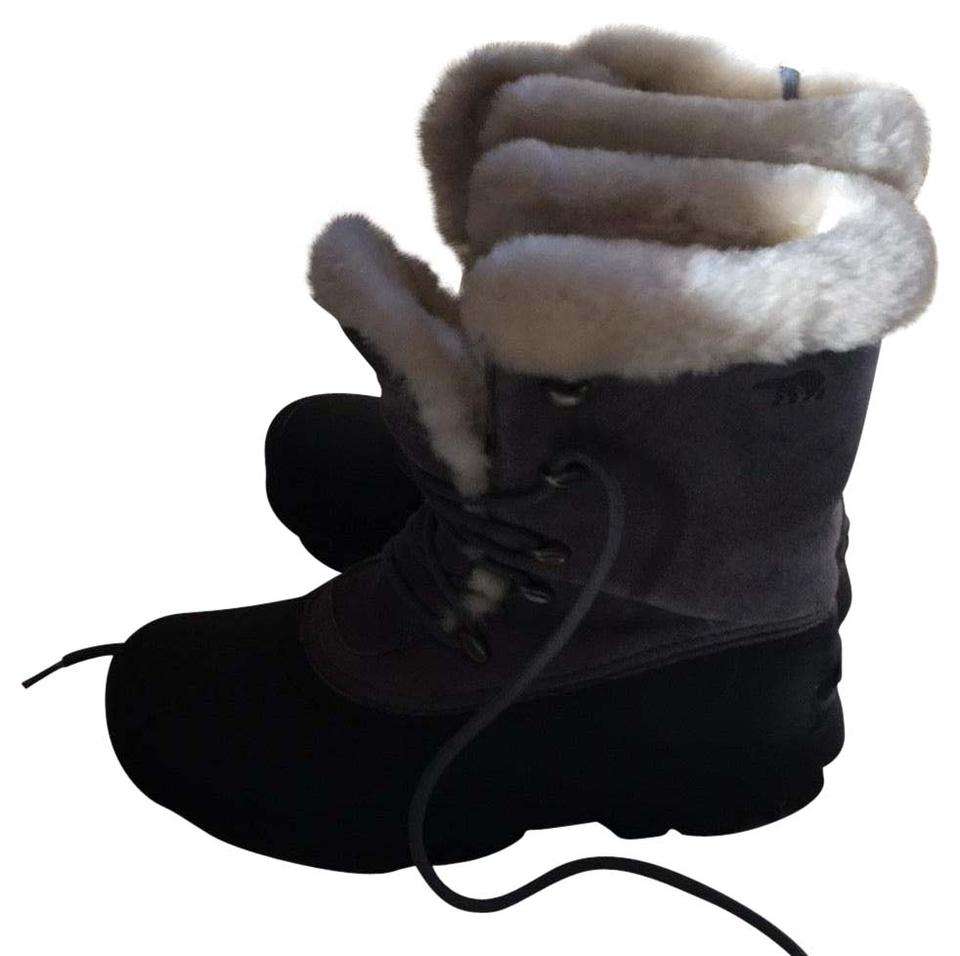 how to clean white sorel boots