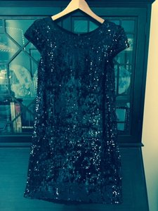 Banana Republic Br Sequin Nye New Years Eve Dress