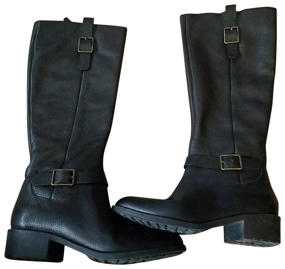 WOMEN Cole High Haan Black Calf Boots/Booties High Cole security 6423c2