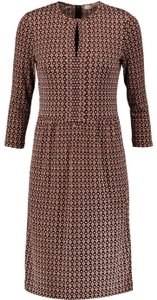 Tory Burch Print Silk Jersey Dress