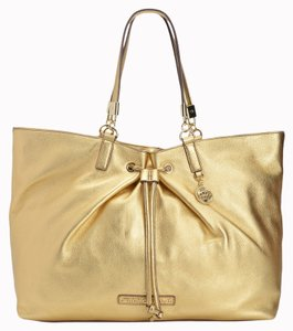 Juicy Couture Tote in Gold