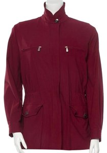 Loro Piana Red burgundy Jacket