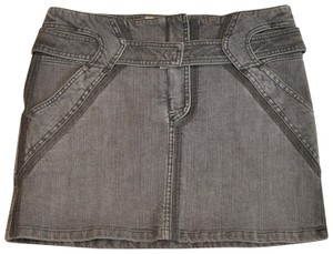 Stella McCartney Mini Skirt grey