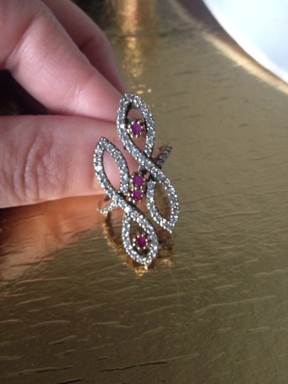 Other Silver Ring Size 8.25