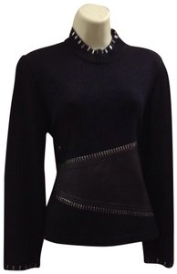 St. John Studded Sweater