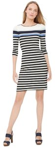 White House | Black Market Striped Dress