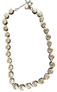 J.Crew JCrew Classic Crystal Statement Necklace