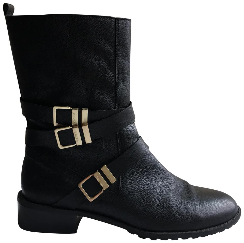 ladies Calvin Klein and Black Rochelle Boots/Booties Quality and Klein quantity guaranteed f6ed2e