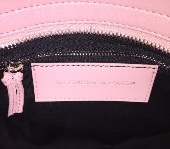Balenciaga Satchel in pale pink
