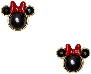 Kate Spade for minnie mouse stud earrings