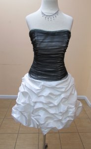 Impression Bridal Ivory/Black 20070 Dress