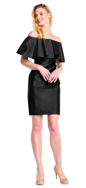 Adrianna Papell Off The Shoulder Dress Image 3