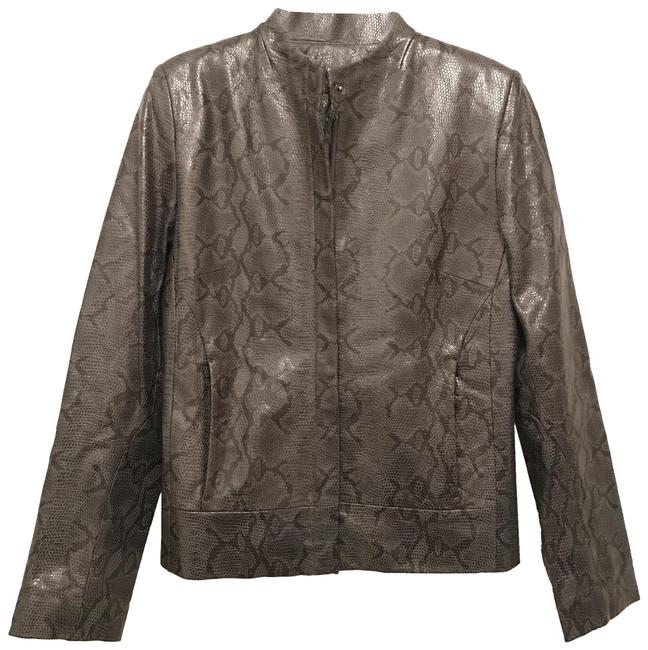 Preload https://img-static.tradesy.com/item/22423712/kenneth-cole-black-gray-python-snake-print-leather-jacket-size-4-s-0-1-650-650.jpg