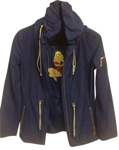 Betsey Johnson Blue Jacket
