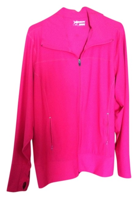 Preload https://item1.tradesy.com/images/xersion-pink-activewear-jacket-size-22-plus-2x-2242390-0-0.jpg?width=400&height=650