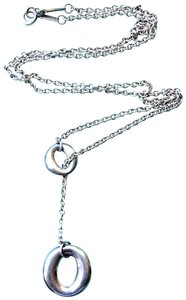 Tiffany & Co. Elsa Peretti Sevillana Lariat Necklace
