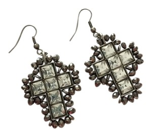 Unknown Cross Earrings
