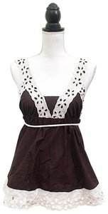 Odille Top brown