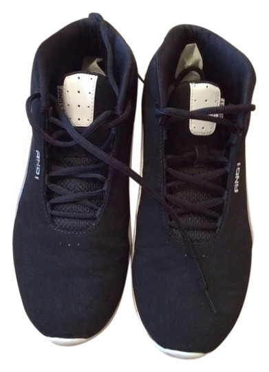 And 1 Mens High Top Sneakers Basketball Sneakers Basketball Sneakers Basketball Sneakers Mens Sneakers High Top Sneakers Black leather Athletic