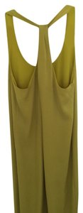 Yellow And Green Maxi Dress by BCBG Max Azria