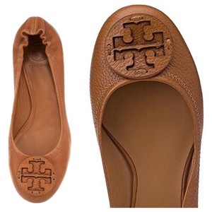 Tory Burch Tan/ Brown Flats