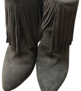 Chinese Laundry taupe Boots